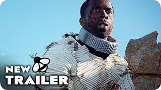 The Man From Outer Space Trailer (2017) Sci-Fi Movie